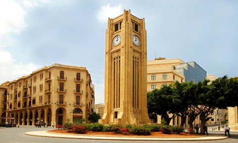 Beirut-Solidere-Downtown-Hotels