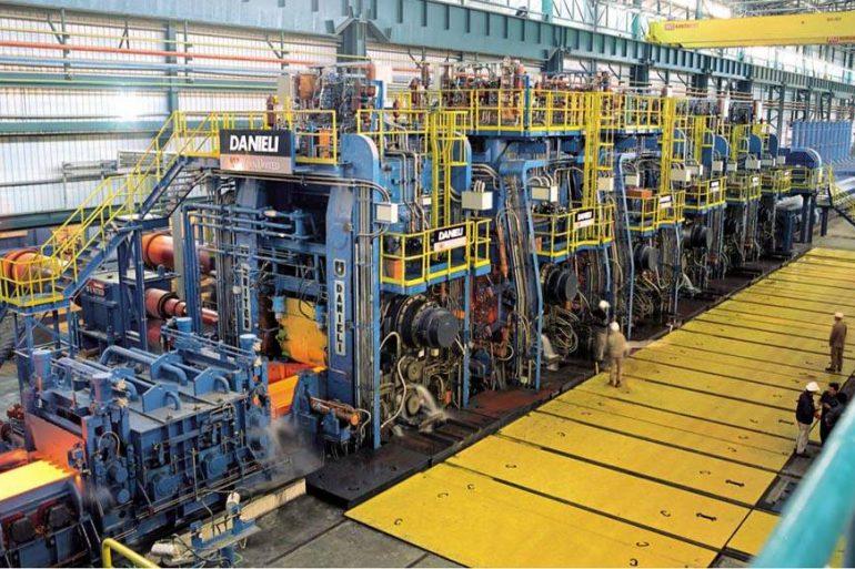 EZZ-Flat-Steel-Egypt-Quality-Strip-Production