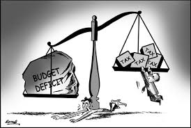 Fiscal Deficit Widened to 0.01M by March
