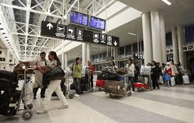 Airport Passengers Improved by 2.24% y-o-y by August