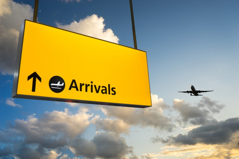 airport arrivals 6