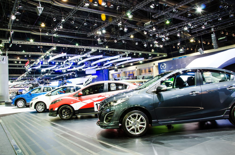 Number of Registered Cars Improved by 1.72% by August