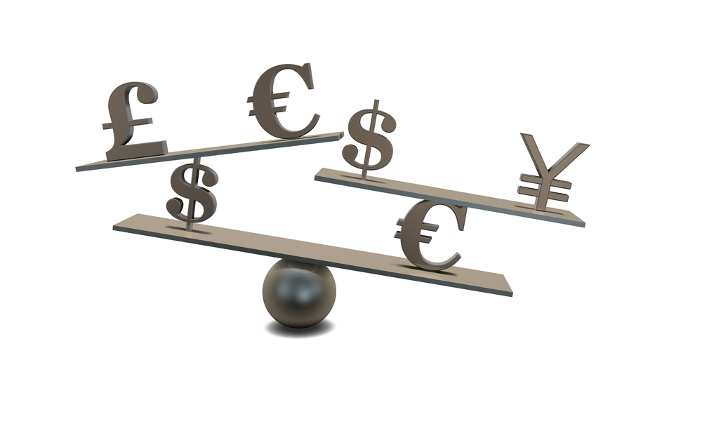 Relative Stability of the Euro/Dollar Exchange Rate on Monday