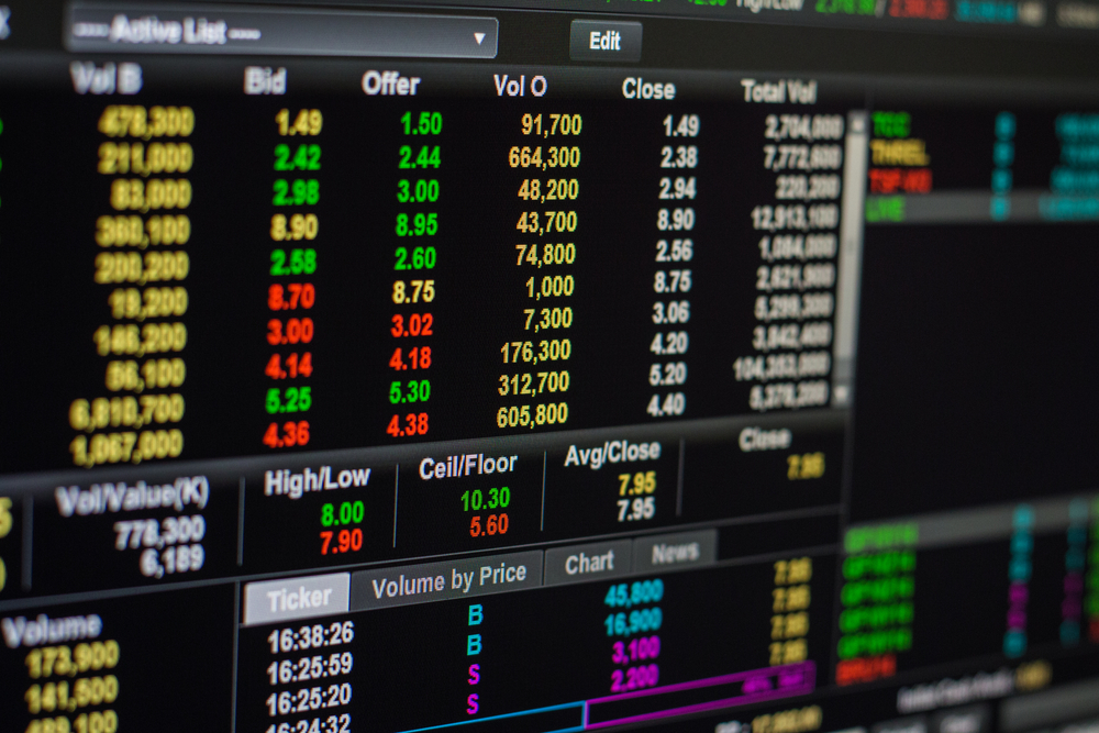 Mixed Performance for Lebanese GDRs on the LSE on Friday