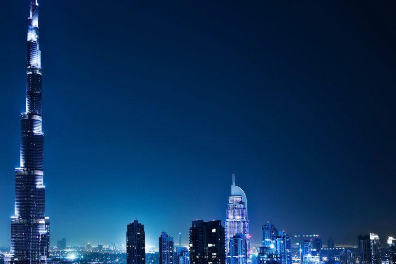 dubai economy versus shanghai