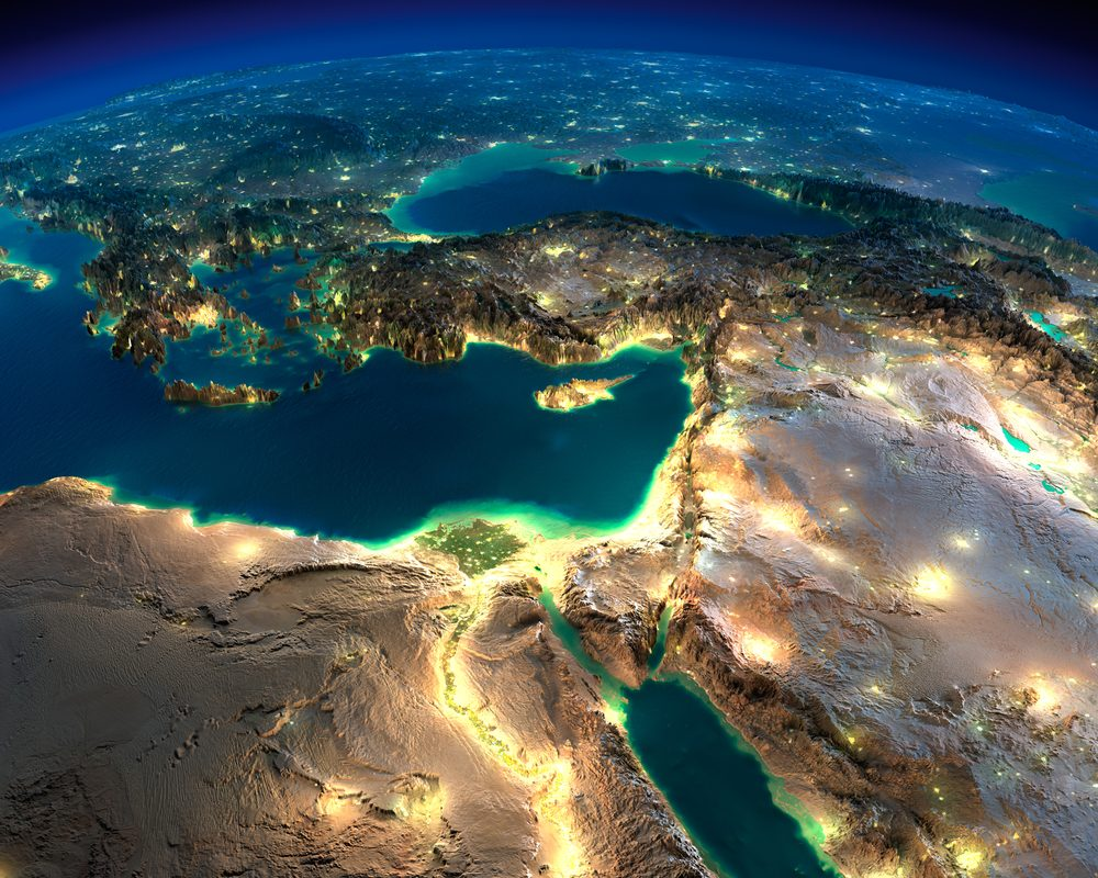 MENA Review and Quarterly Outlook: Q2 2016