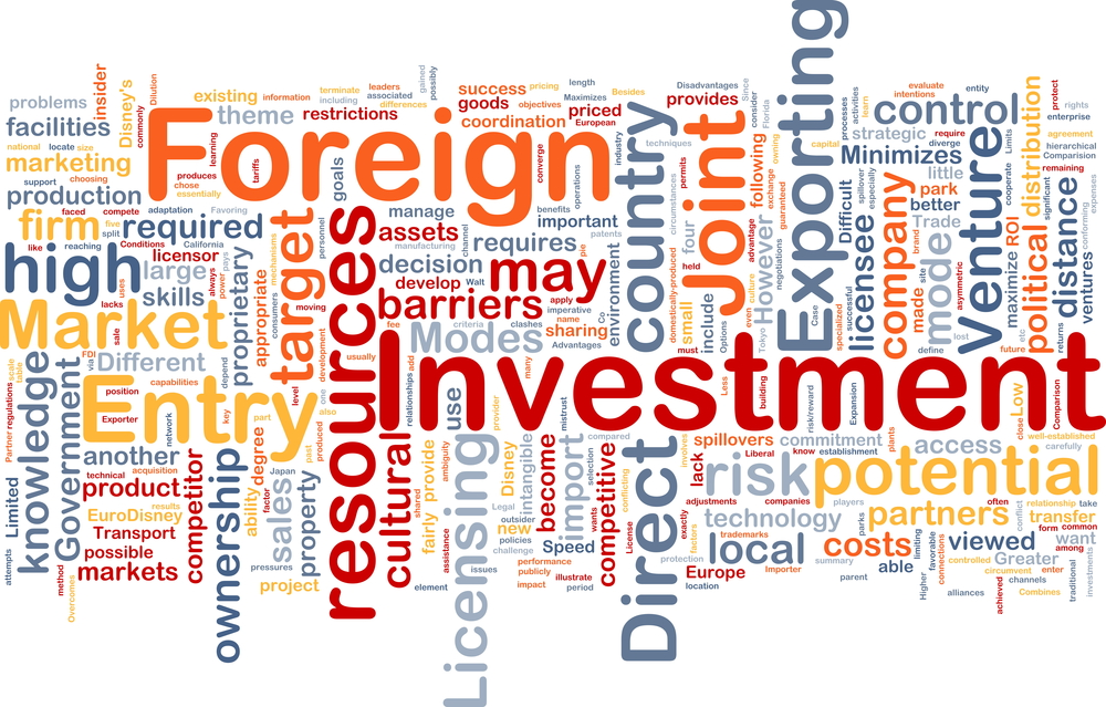 foreign capital inflow An inflow of private foreign capital helps in removing deficit in the balance of payments over time if the foreign-owned enterprise can generate a net positive flow of export earnings.