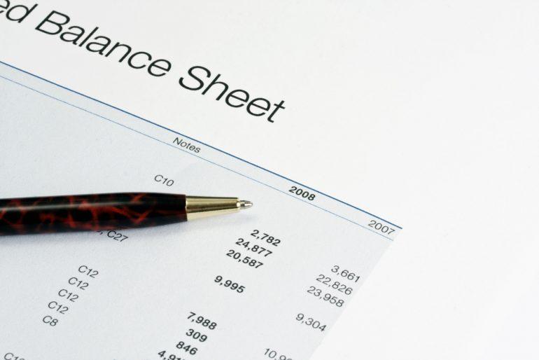 comm banks balance sheet 8