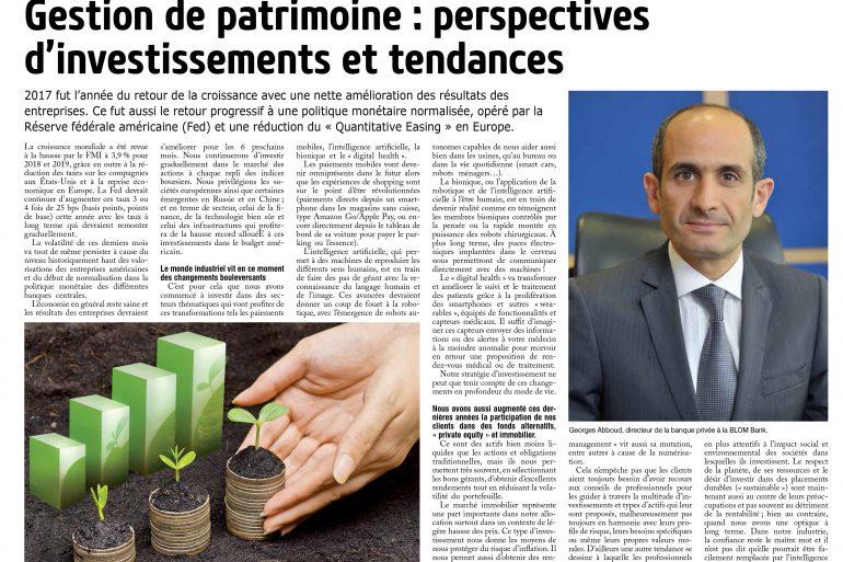 George Abboud LOLJ Interview