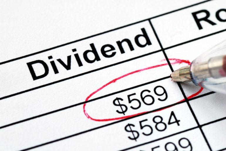 dividends 7