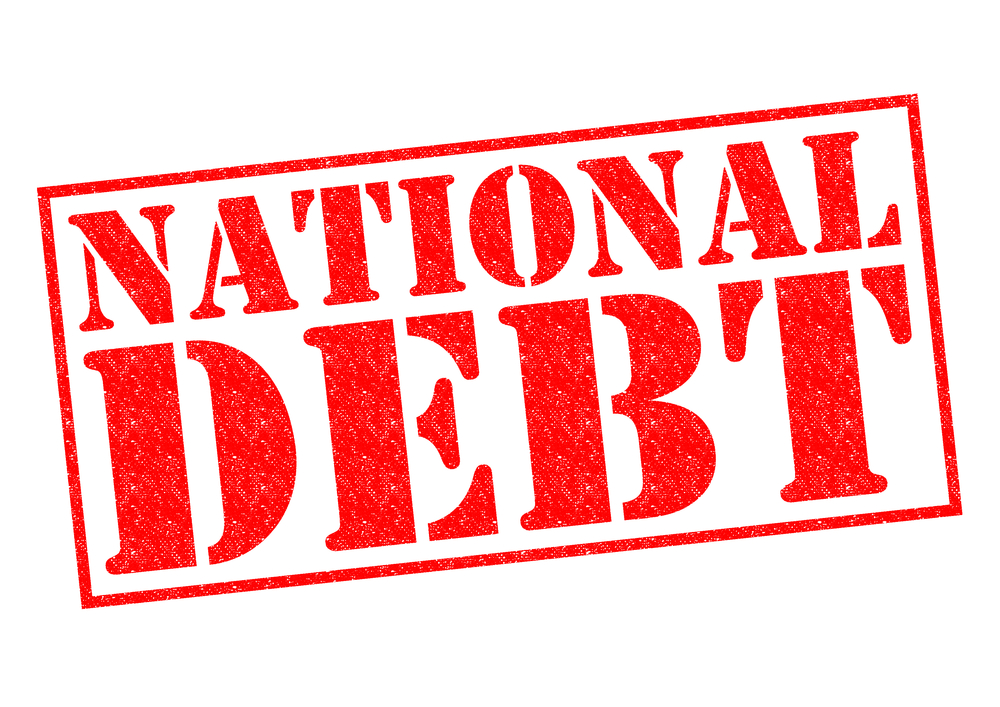 Gross Public Debt Up to $81.875B in March 2018