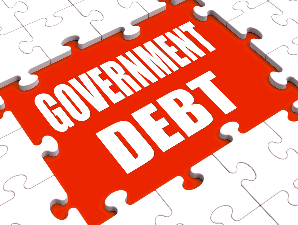 Gross Public Debt Up to $81.75B in April 2018