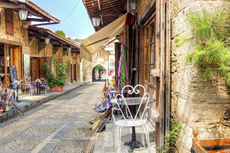 tourism Lebanon