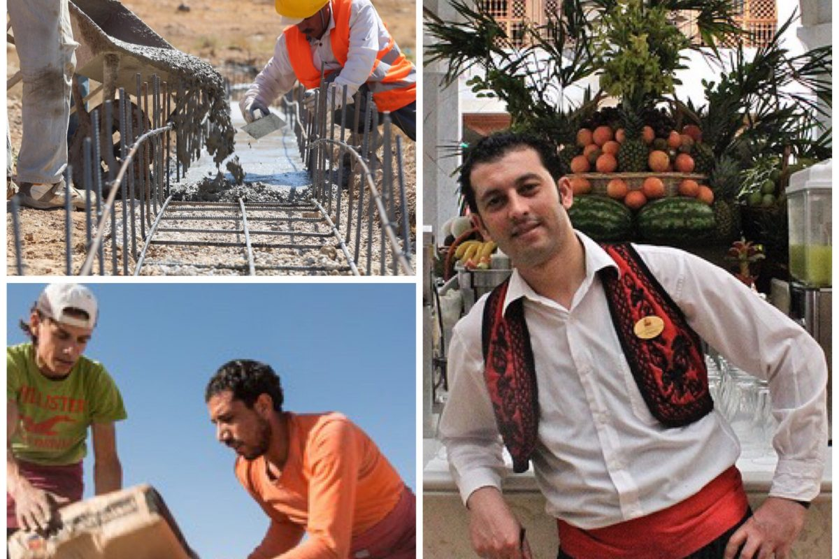 تأثير اللاجئين السوريين على سوق العمل اللبناني