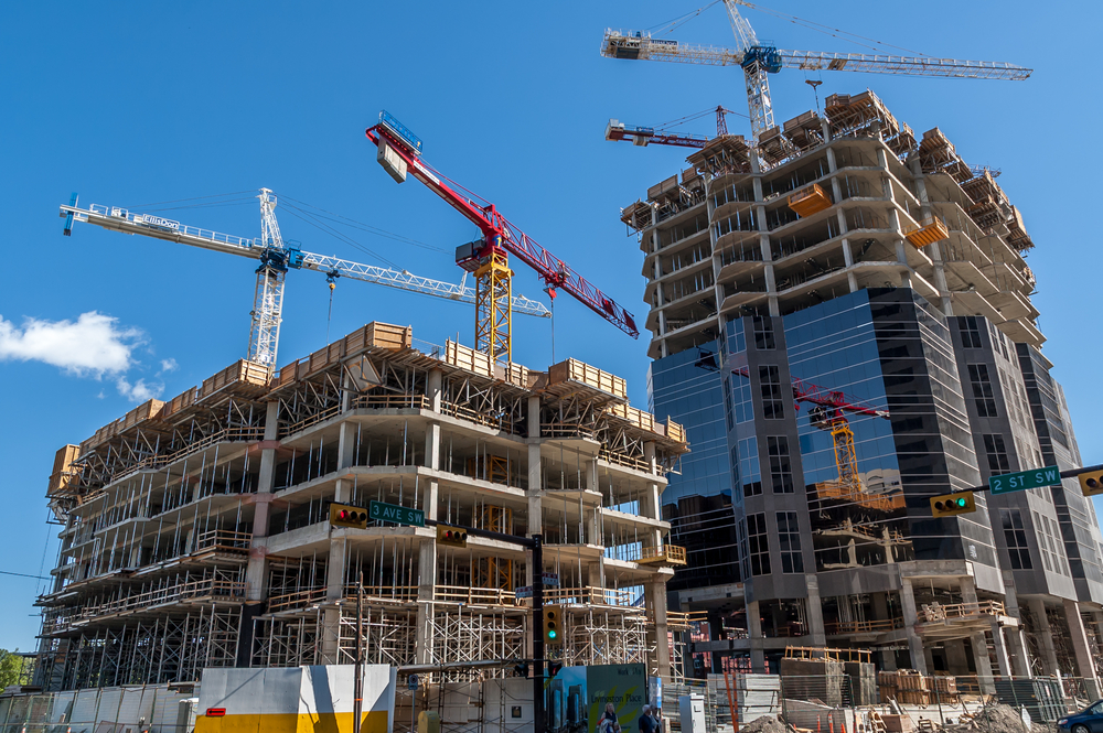 Number of Construction Permits Down to 6,097 by May 2018