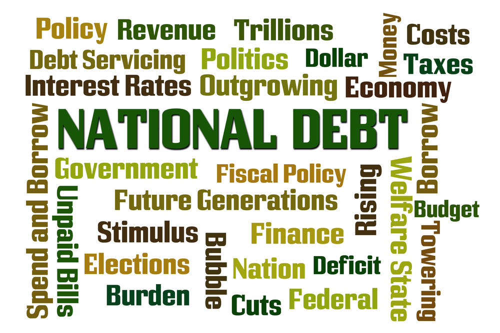 Gross Public Debt Touched $83.69B by August 2018