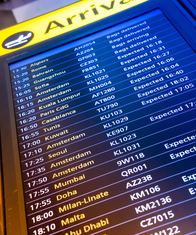 Airport Passengers Up by 8.51% y-o-y to 8.26M by November 2018