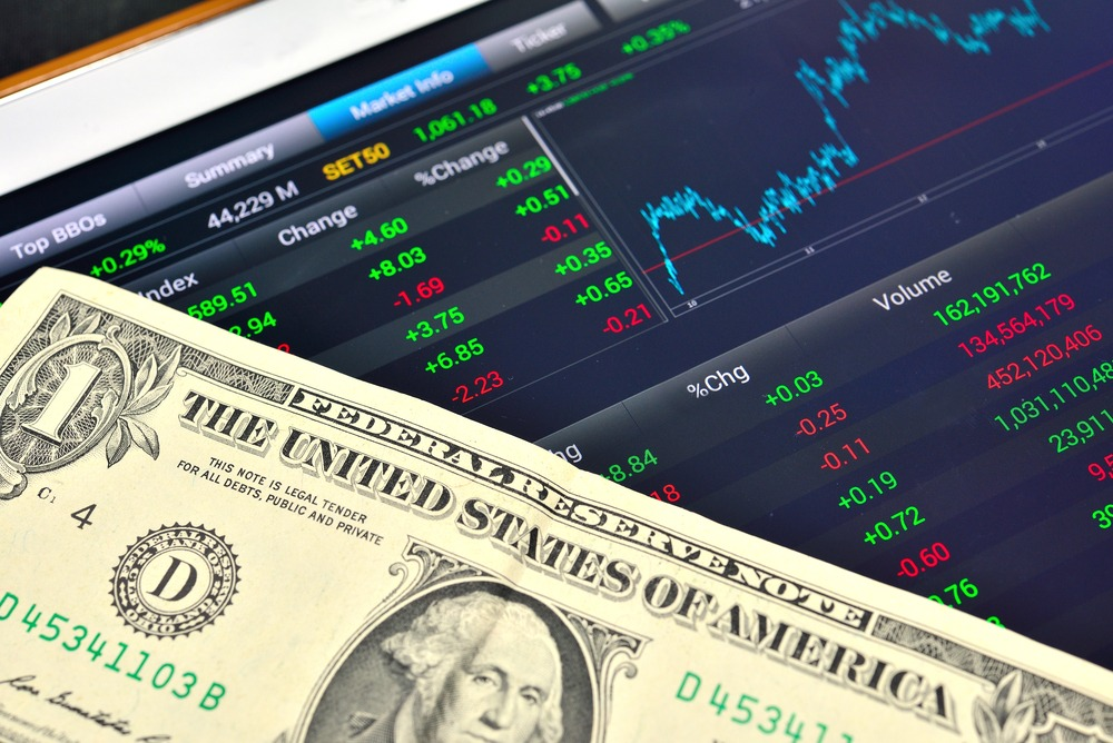 Upbeat Earnings & Economic Data Drive Down the Demand on US Treasuries