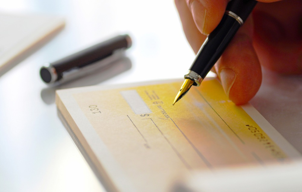Value of Cleared Checks Shrank by 16.3% y-o-y in H1 2019 to .5B