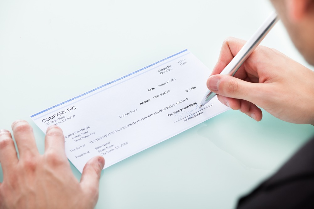 Total Value of Cleared Checks Down by 3.5% to $36B by August 2020