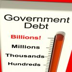 Gross Public Debt Up Yearly by 9% to $93.74B in July 2020