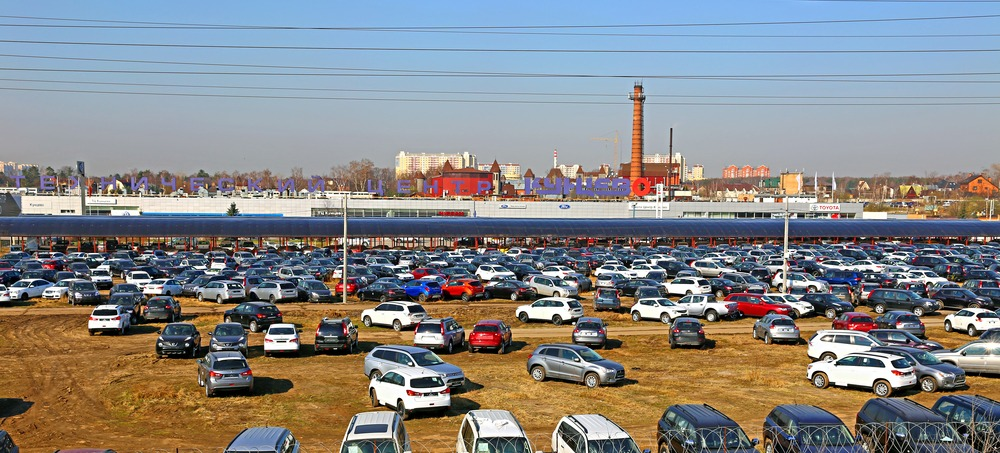 Total Number of Registered New Cars Plunged by 73.3% to 5,119 by August 2020