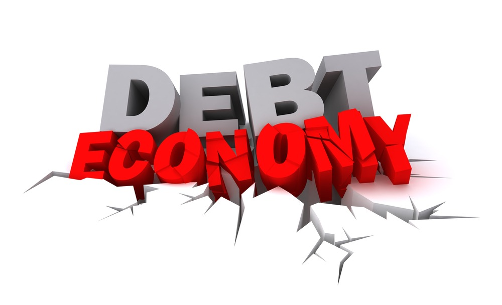 Gross Public Debt up Yearly by 4.3% to $95.6B in December 2020