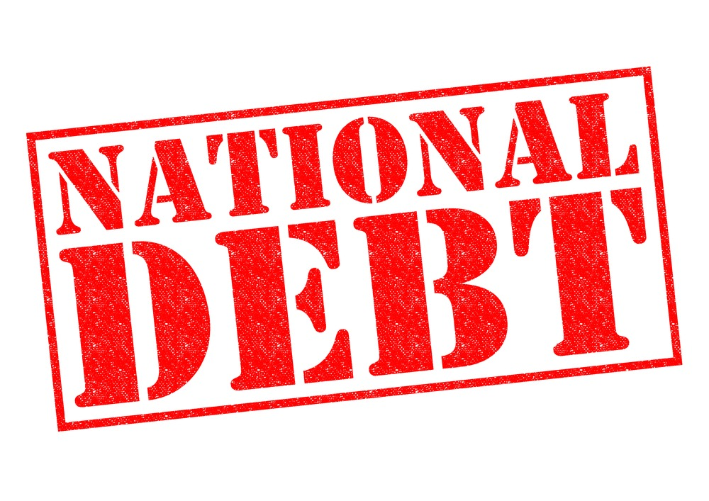 Gross Public Debt Up Yearly by 5% to $96.82B by February 2021